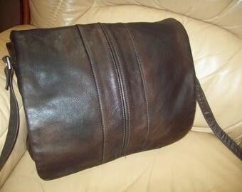 A Gerry Weber vintage leather handbag
