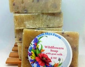 Wildflowers Goat Milk Soa...