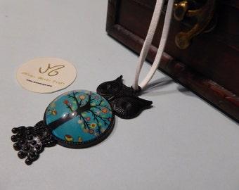 OWL necklace - OWL necklace