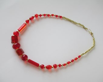 One Of A Kind Beaded Necklaces