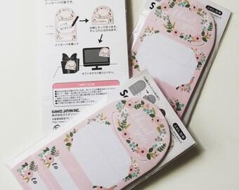 Kamio Japan memo paper