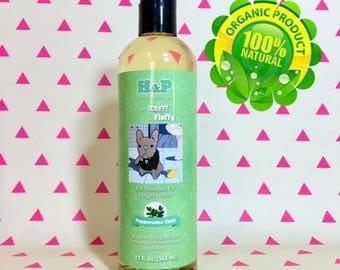 Peppermint Chill - Organic Pet Shampoo