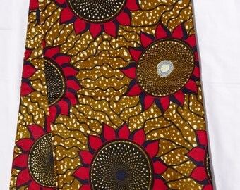 African fabric Ankara fabric by the yard African print fabric by the yard  African Fabric  African Supplies for african print dress