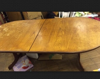 Large g plan dining room table