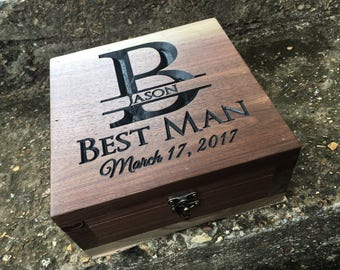Christmas gift for men - Christmas for him - Christmas Keepsake - Gift box - Christmas gift for husband - Memory Box - First christmas