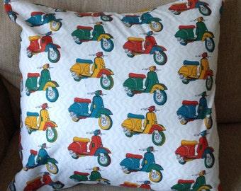 Retro Roadtrip cushion cover