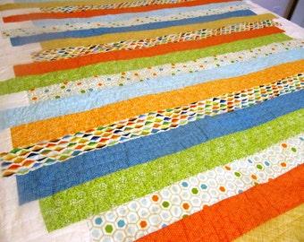Modern quilt - queen quilt - king quilt - homemade quilt - patchwork quilt - custom quilt - lap quilt - throw quilt
