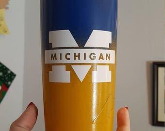 Michigan Thermal Coffee Cup