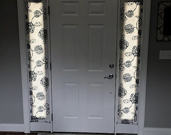 front door curtain | etsy