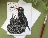 Mothers Day Card, Fathers Day Card, Congratulations Card