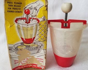 Vintage Popeili Donut Maker