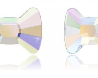 Swarovski 2858 - Bow Tie Crystal Flatback Rhinestone
