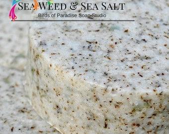 Sea Weed & Sea Salt