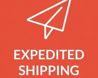 Expedited Shipping -- Domestic