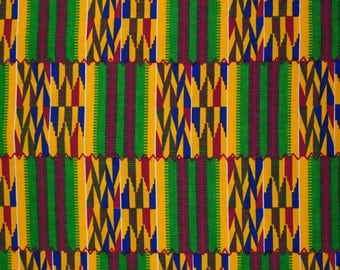 African cotton Ghana soul one