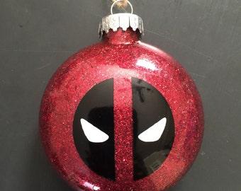 Deadpool ornament | Etsy