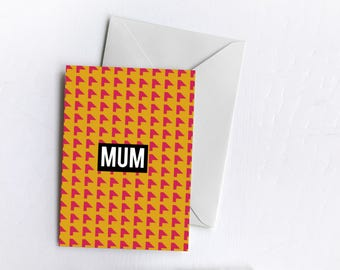 MUM | Greetings Card