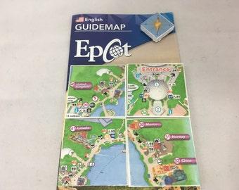 EPCOT Ceramic Tile Magnet Set - Walt Disney World