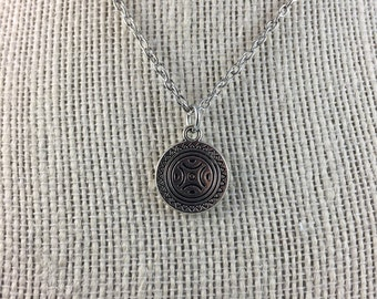 Himalayan Sun Necklace - Sun Necklace