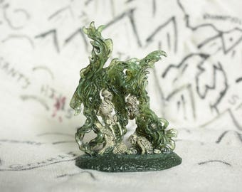 Undead Abomination, Dungeons & Dragons Hand-painted Reaper Bones Miniature Nightspectre