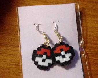 Pokey ball earrings