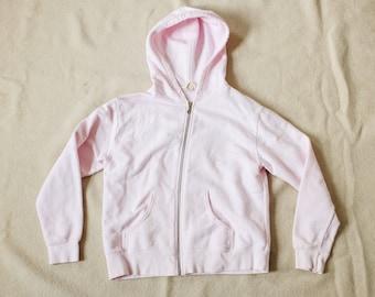 Vintage Cherokee Baby Pink Hoodie