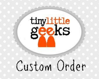 Custom Accessory for Miranda Stride