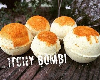 "Itchy Bomb ""Turmeric Blend"""