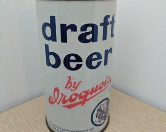 Vintage Iroquois Brewing Buffalo NY Beer Can