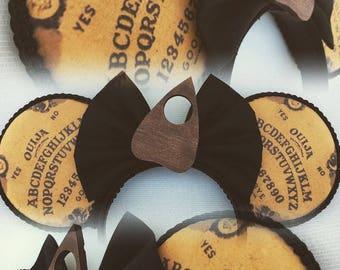 Ouija board Minnie ears
