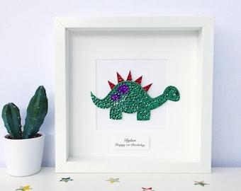Dinosaur wall art, dinosaur room decor, dinosaur art, boys room decor, dinosaur decor, boys dinosaur room, dinosaur theme, play room art