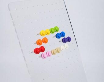 LEGO® Earrings Studs