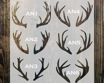 Antler Stencil Pack