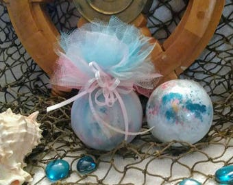 Mermaid Bath Bomb~Mermaid Bomb~Mermaid Bath Bombs~Kids Bath Bomb~Party Favor Bath Bomb~Baby Shower Favors~Bridal Shower Favor~