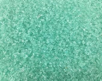 "Sea Foam Beach Glass ""Sand"