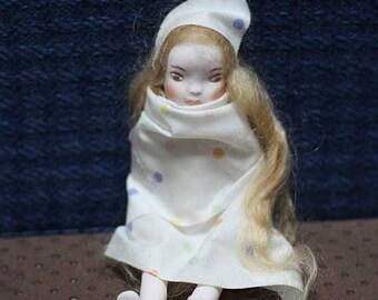 porcelain art doll