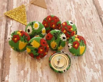 Decorative thumbtack | Etsy