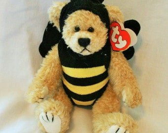 Beezee (Retired) Ty Beanie Baby - Errored