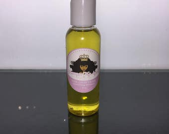 Pamper me April All Natural Hair Growth Oil & Moisturizing Treatment