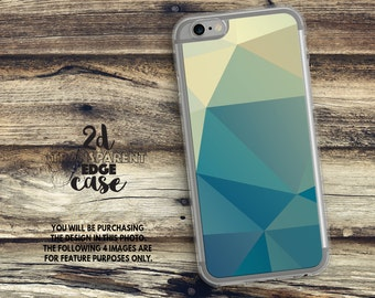 iPhone 5s case Geometry pattern iPhone 7 Case blue iphone 7 Plus case trendy iphone 6s case boys iphone 5 case iphone 6s plus case LU206