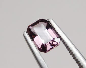 Natural Pinkish Purple Spinel - 1.29 ct