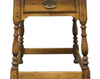 ETHAN ALLEN Circa 1776 Collection Maple End Table 18-8003