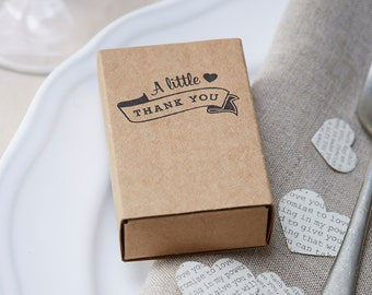 Kraft Matchbox Favour Boxes, Favour Boxes, Favor Boxes, Matchboxes, Wedding  Decorations,