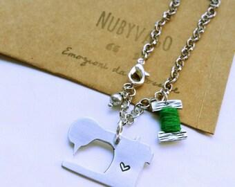 Bracelet/Necklace sewing machine
