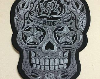 biker patch | etsy