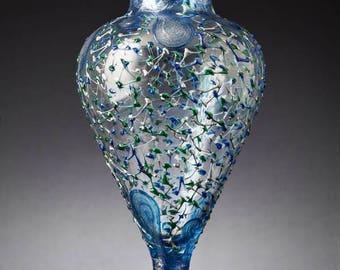 Doris 370 glass vase  Chiarte