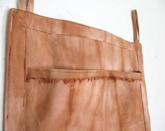 """Handmade and Hand Dyed Fabric Magazine / Newspaper Hanging 16"""" X 22.5"""""""