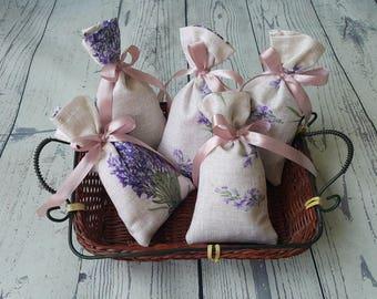 Aroma Pillow, Lavender Sachet Favor, Wedding Favor, Lavender sachet, Lavender bags, Gift sachet, Lavender Pillow, Wedding gift, Lavender Bag