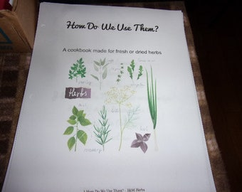 How Do I Use them? **Digital download Recipe Book***