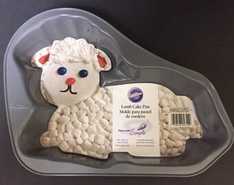 Lamb (Wilton) Cake Pan